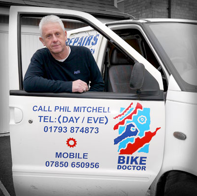 Swindon Bike Doctor repairs